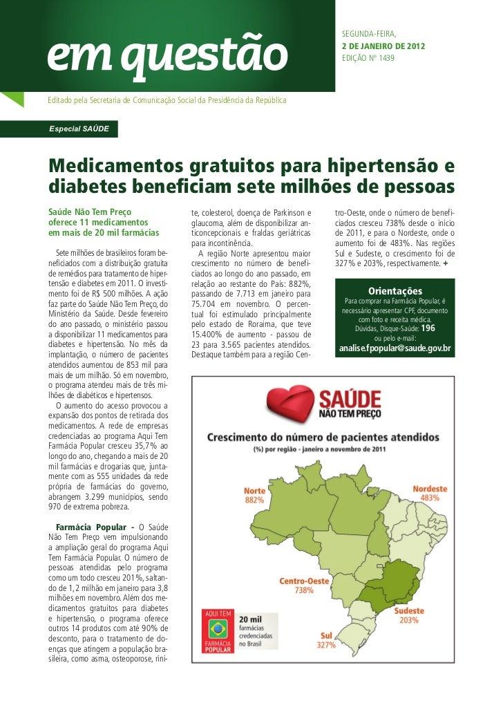 SEGUNDA-fEirA,                                                                                     2 DE JANEIRO DE 2012   ...