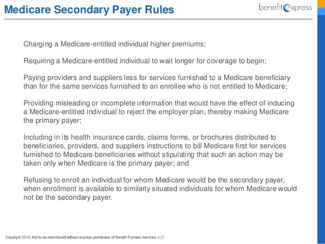 Medicare for Employers 101