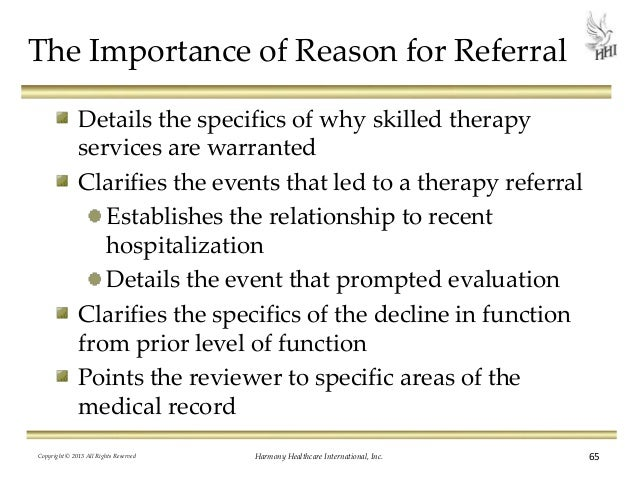 Medicare Documentation for the Rehabilitation Patient Evidence of Pr – Sample Physical Therapy Evaluation