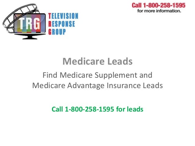 Medicare Leads Pre Screened Sales Leads