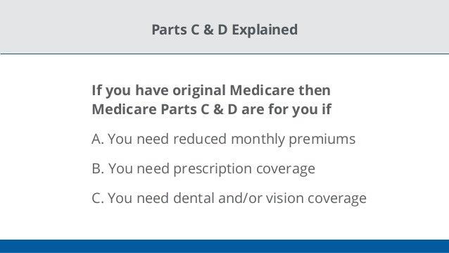 Medicare explained premier disability services llc part c 6 ccuart Choice Image