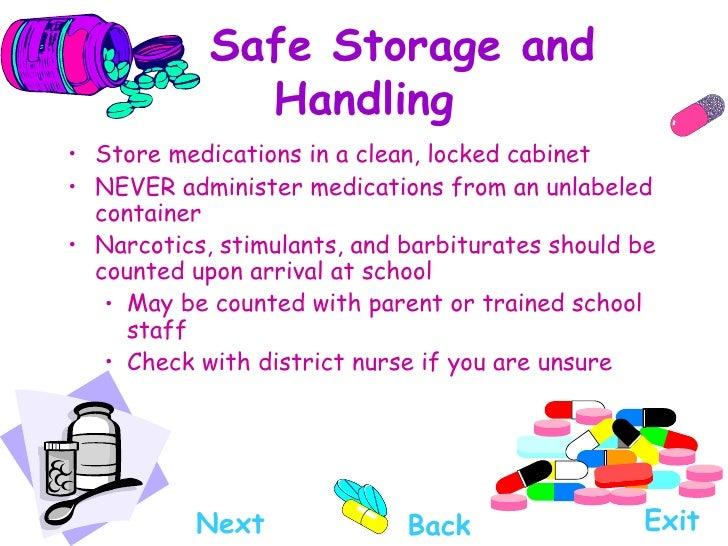Managing medicines in care homes