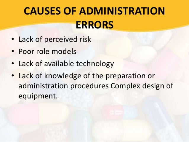 an analysis of the medication errors as the cause for over 10000 deaths and injuries every year in t Just a few months ago, a study in the bmj declared that number has now risen to more than 250,000, making preventable medical errors in hospitals the third-largest cause of death in the country in.