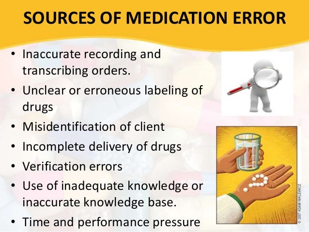 reflective account of a drug error Reflective account on practice-communication a lot of nursing literature suggests that reflective practice plays a major role within clinical nursing.