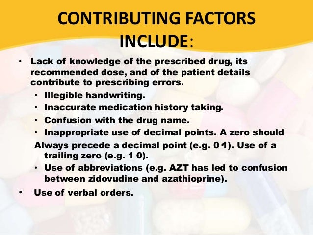 medication errors 2 essay Medication errors essays:  home » essay » medication errors 2  also is the need in documenting why a medication or care is not given to a.