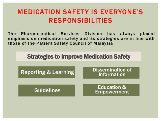 australian pharmaceutical advisory council guidelines for medication management