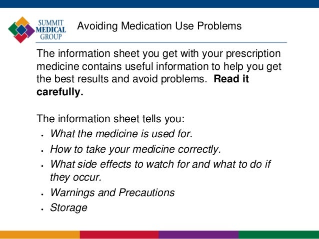 medication sheet for home use