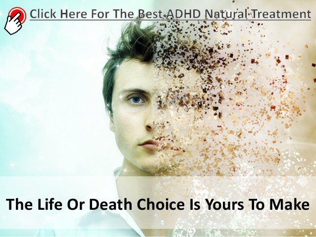 Natural Ways To Treat Adhd Without Medication