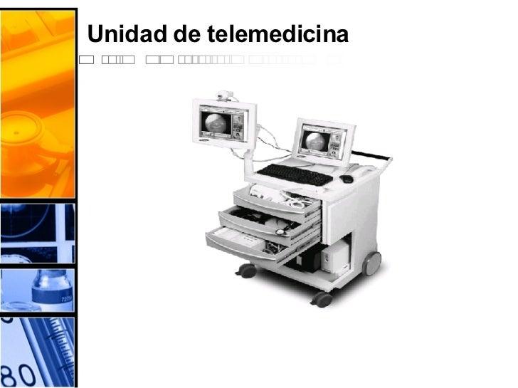 Unidad de telemedicina