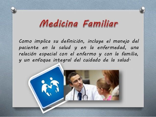 Medicina familiar- Atención Primaria en Salud Slide 3