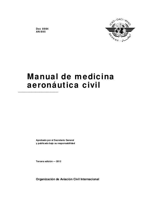 Medicina aviacion