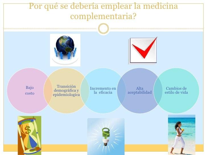 Medicina Complementaria, Tradicional Y Alternativa