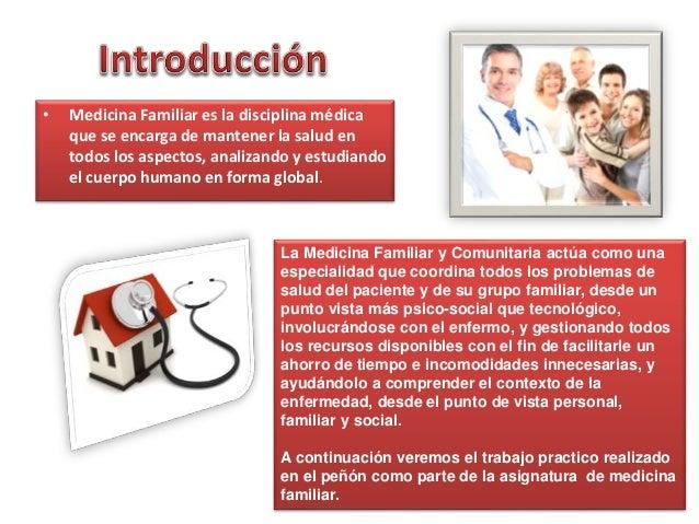 MEDICINA FAMILIAR EN LA COMUNIDAD DEL PEÑON S.P.M. ENERO-ABRIL 2015 Slide 3