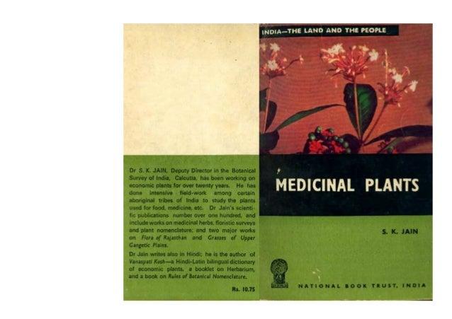 Medicinal plants-