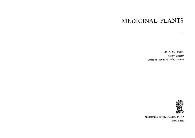 Medicinal plants- Slide 2