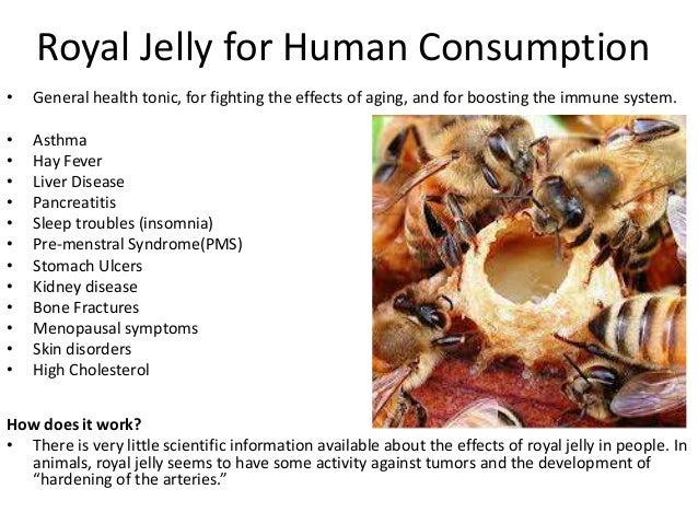Royal jelly facts