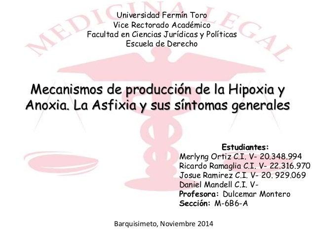 Universidad Fermín Toro  Vice Rectorado Académico  Facultad en Ciencias Jurídicas y Políticas  Escuela de Derecho  Mecanis...