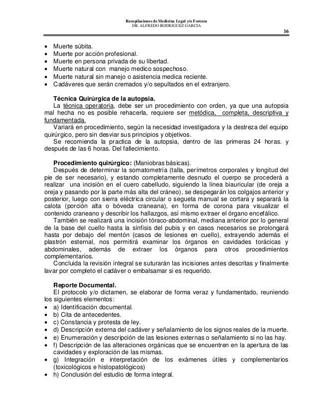 Pdf medicina legal