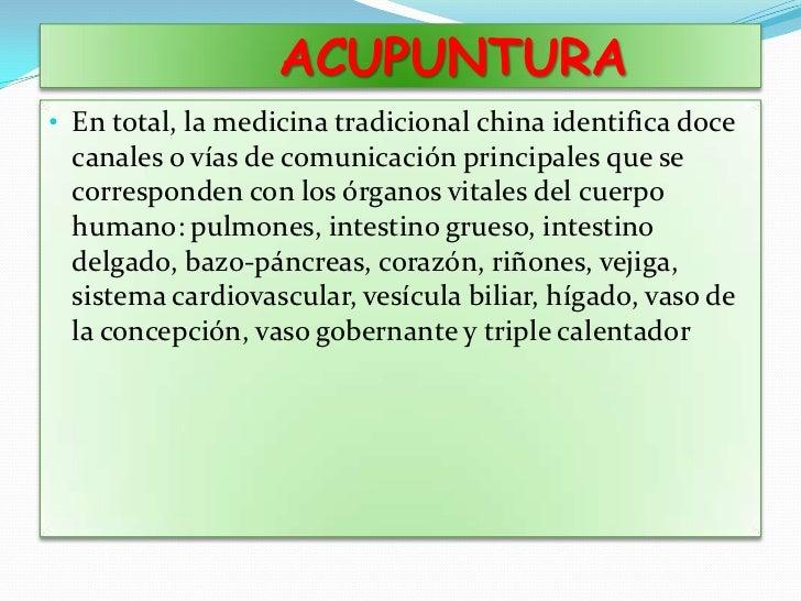 Sus recursos terapéuticos son:</li></ul>           * Acupuntura<br />           *Remedios vegetales (Compendio de <br />  ...
