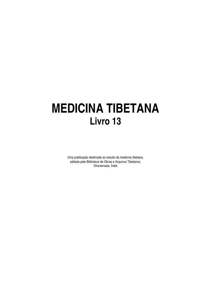 Medicina tibetana 13