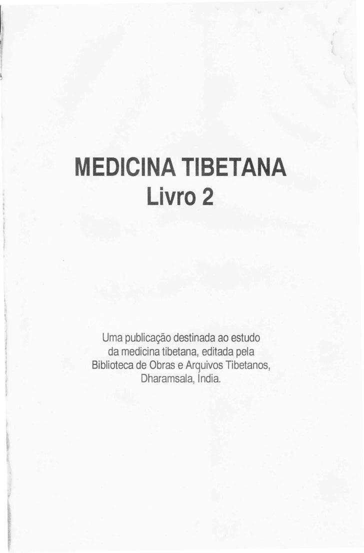 Medicina tibetana 2