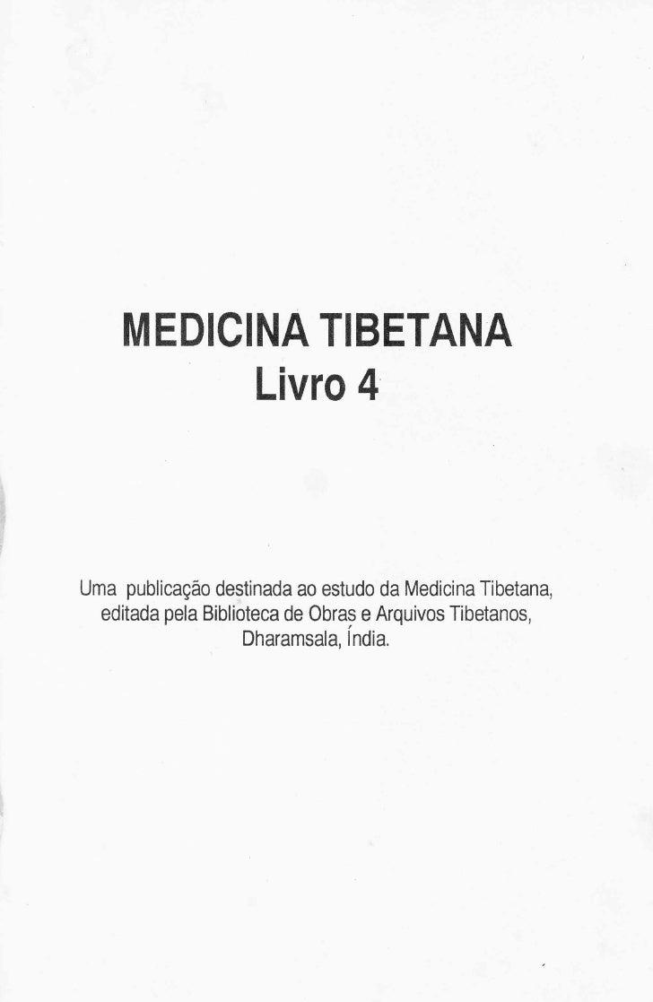 Medicina tibetana 4