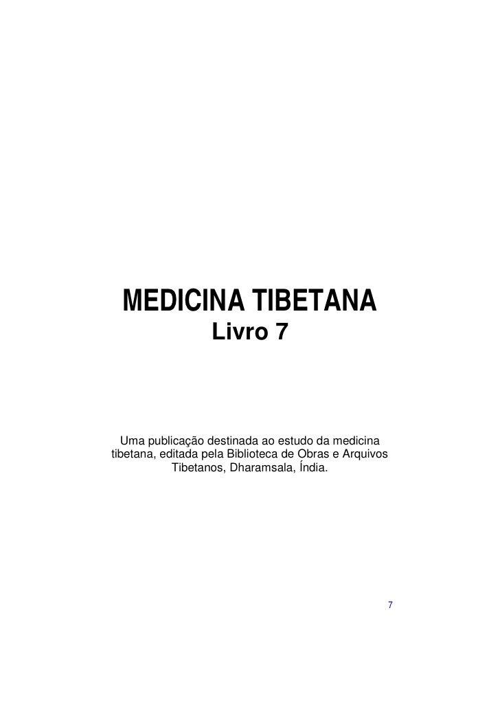 Medicina tibetana 7