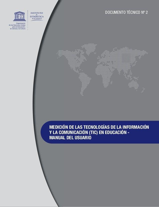 El movimiento mundial que persigue la integración de las TIC en educación percibe la clara necesidad de monitorear el prog...