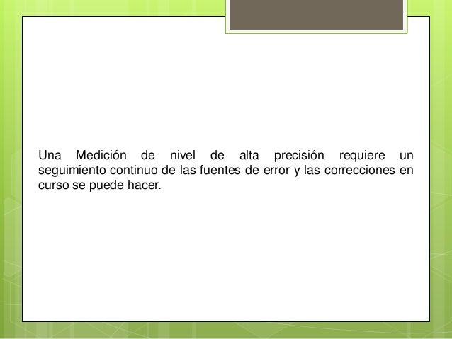 Sensores de medici n de nivel y volumen for Nivel de precision