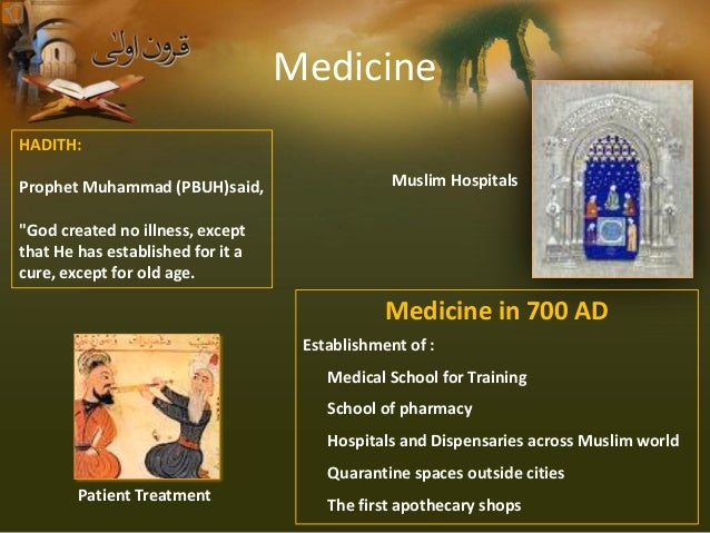 how did islamic medicine contribute to Muslim contributions to civilization who wrote the groundbreaking canon of medicine medieval muslim hospitals treated a variety of diseases.