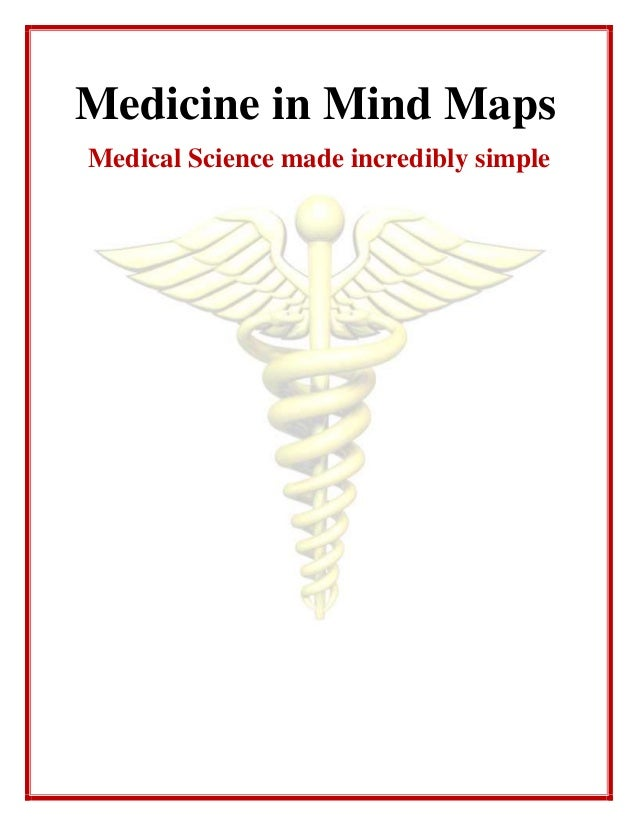 Medicine in Mind Maps Medical Science made incredibly simple