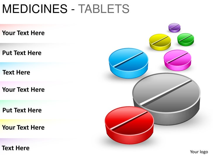Medicine medical tablets drugs powerpoint presentation templates powerpoint your logo 4 toneelgroepblik Choice Image