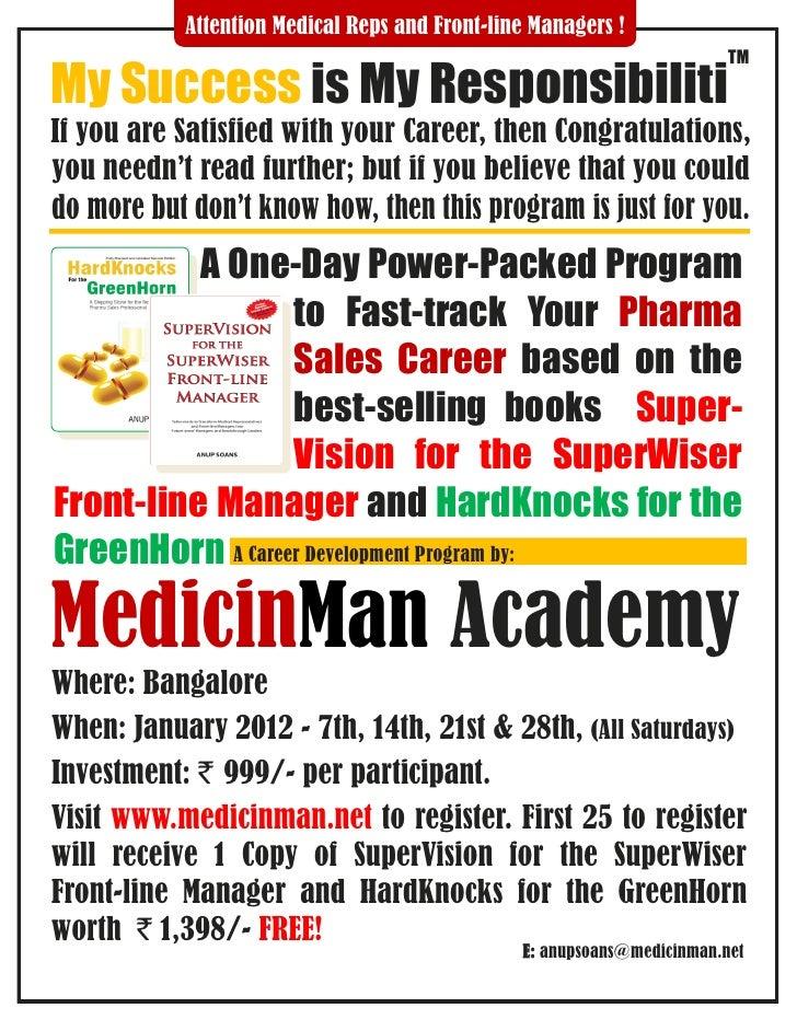 MedicinMan vol1 Issue 4; November 2011 Slide 2