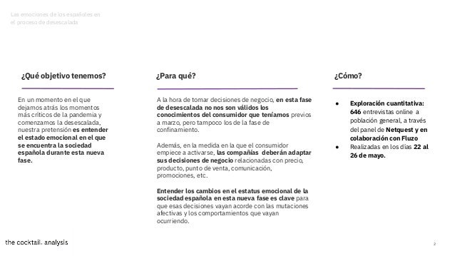 Medición de emociones y hábitos en hogares españoles Slide 2
