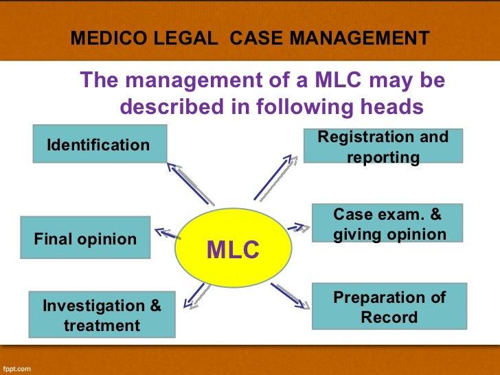 medical legal problem example