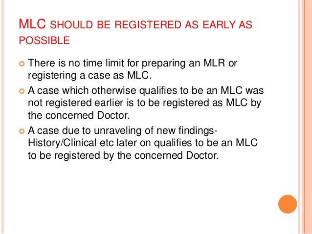 Medico legal issues mlc altavistaventures Images