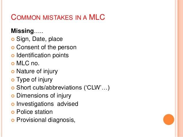 Medico legal issues 42 altavistaventures Images