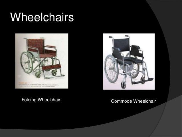 Wheelchairs  Folding Wheelchair  Commode Wheelchair