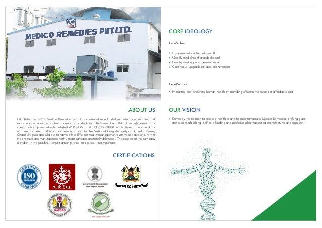 Medico Remedies Pvt. Ltd., Mumbai, Tablets Slide 2