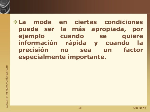 www.jmontenegro.wordpress.com La moda en ciertas condiciones puede ser la más apropiada, por ejemplo cuando se quiere inf...