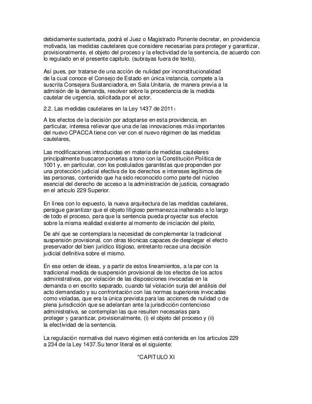 Medidas Cautelares que suspenden la venta de ISAGEN
