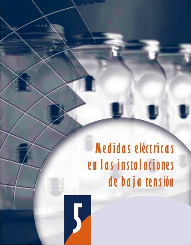 Circuito Que Recorre La Electricidad Desde Su Generación Hasta Su Consumo : Medidas electricas 02
