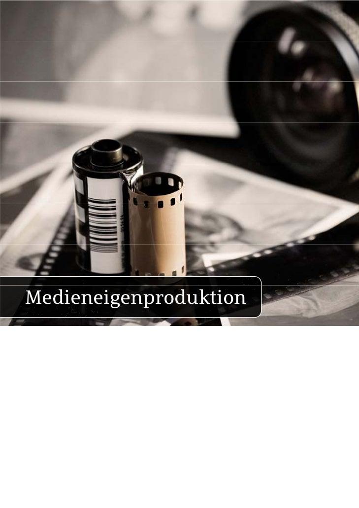 Medieneigenproduktion