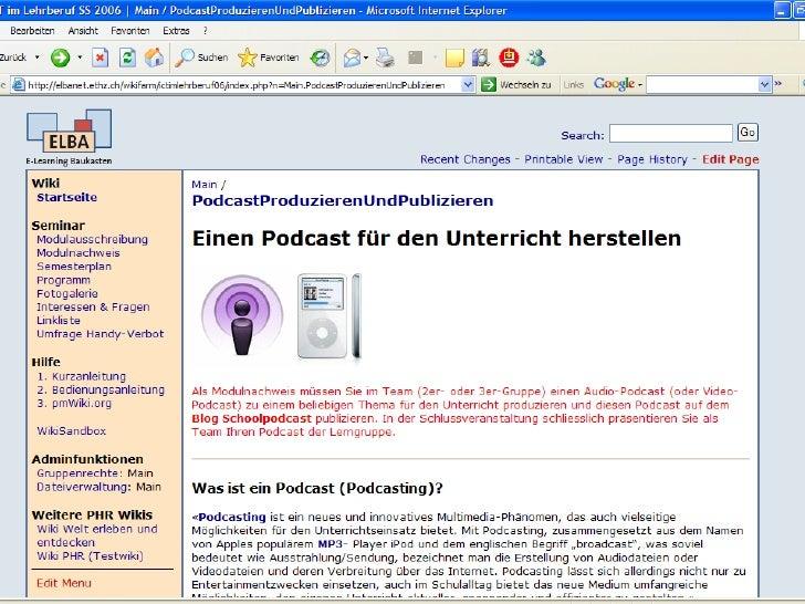 Schlüsselkompetenz 1-C Fähigkeit zur interaktiven Anwendung von Tools Quelle: Ostschweizer Tagblatt vom 22.4.2006.