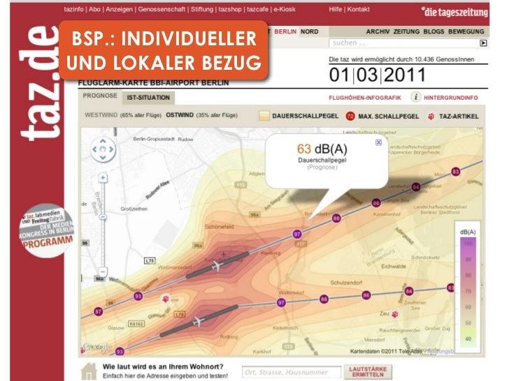 BSP.: INDIVIDUELLERUND LOKALER BEZUG
