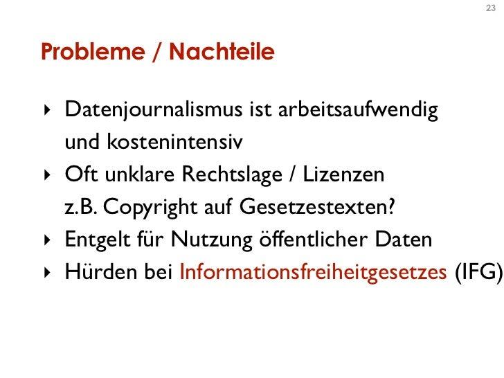 25Danke für dieAufmerksamkeit.Fragen?            Lorenz Matzat            datenjournalist.de            twitter: @lorz    ...