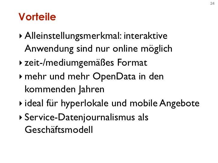 OpenData und Datenjournalismus - Medienwirtschaftsgipfel NDS/CeBIT März 2011