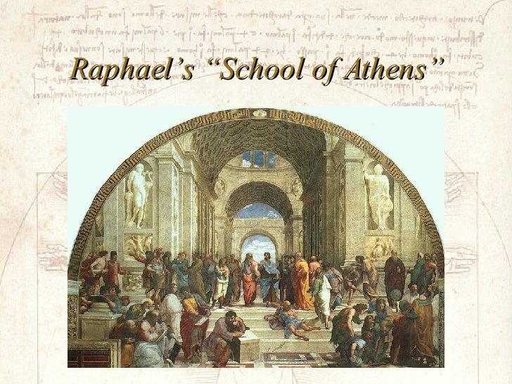 "Raphael's ""School of Athens"""