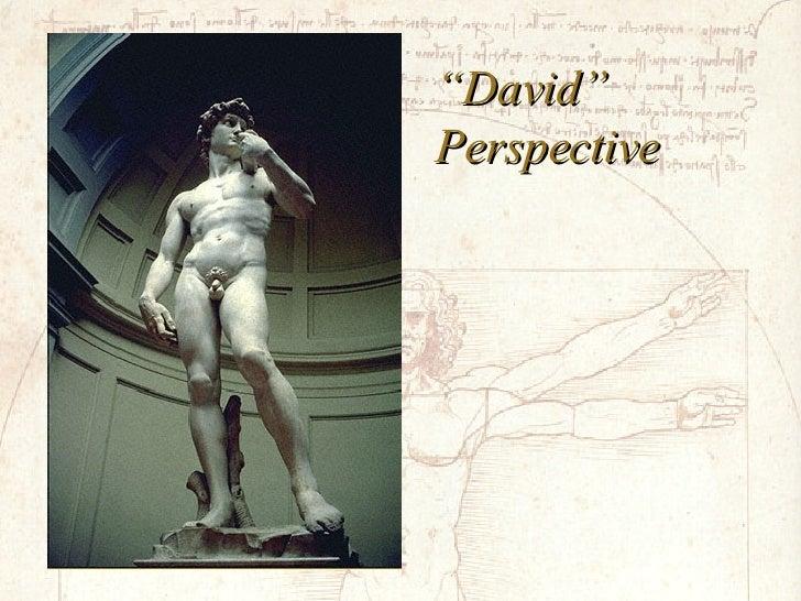 """David"" Perspective"