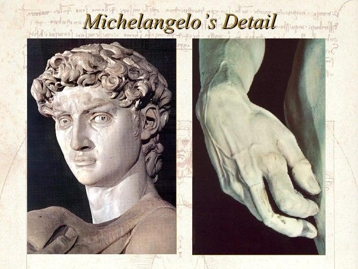 Michelangelo's Detail